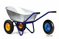 Zweirad Schubkarre