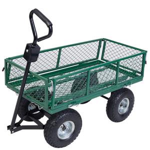 Gartenkarre Gartenwagen Gartentrolley Bollerwagen Handwagen Gerätewagen Handkarren Transportkarre